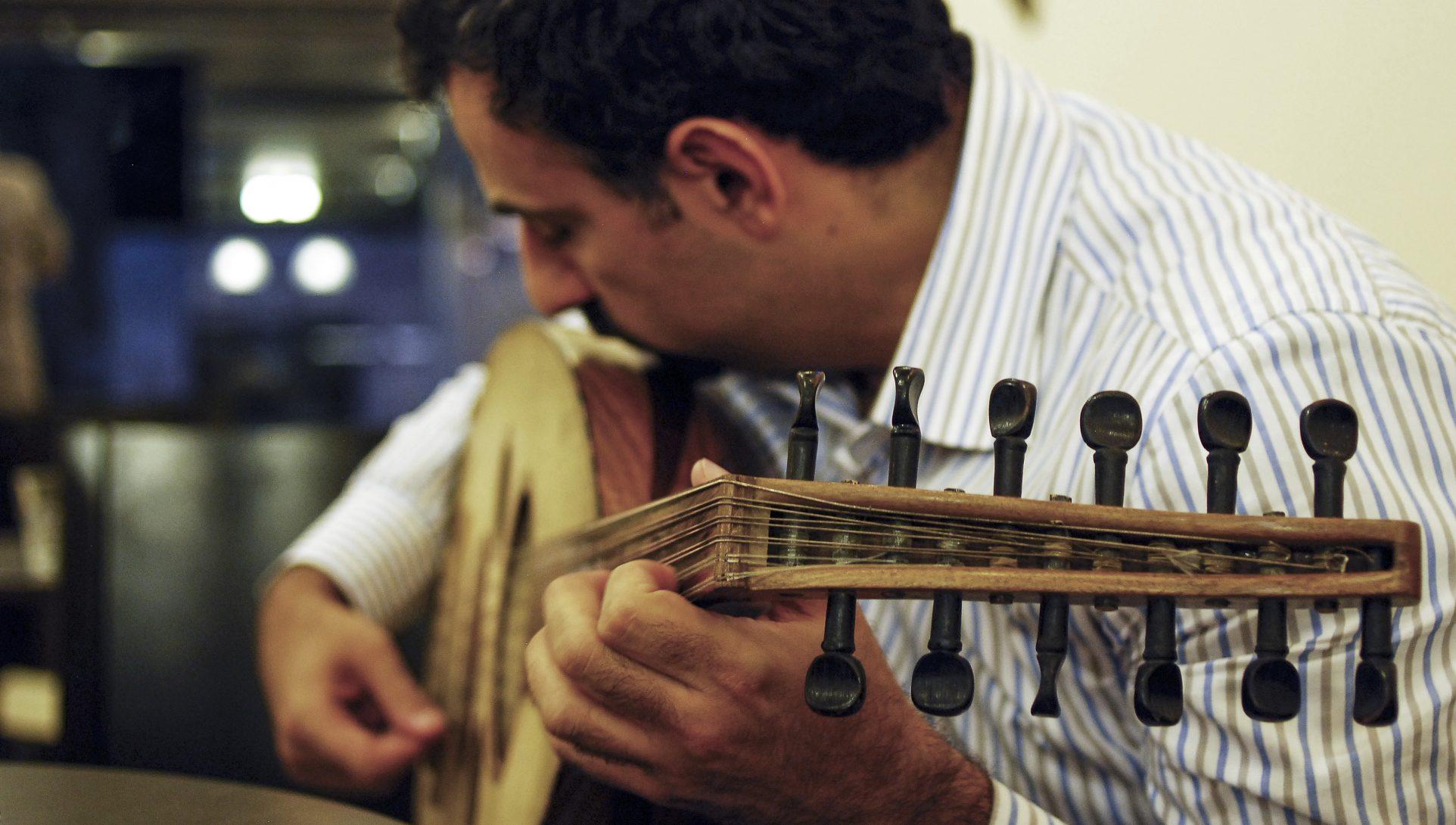 Mohamad - Aleppo Cafe 2010